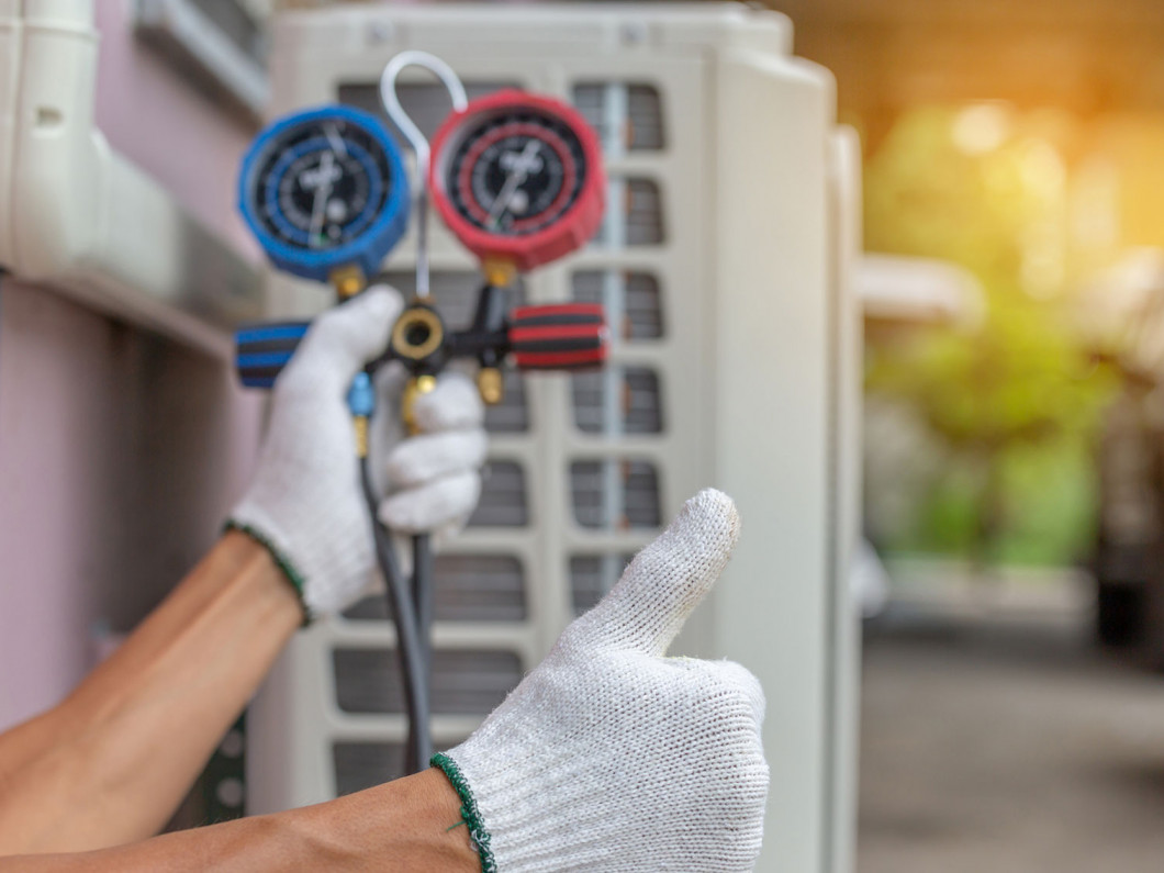 Restore your heating and cooling systems with HVAC repair
